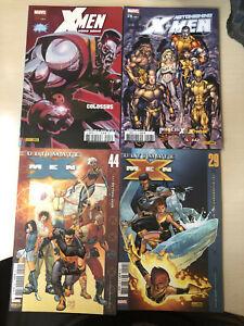 Lot BD X-Men