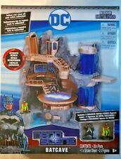DC Universe Batcave Nano METALFIGS Scene with 2 Exclusive Figures Jada