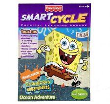 Fisher Price SMART CYCLE Software - SpongeBob SquarePants