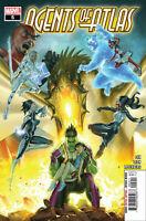 Agents of Atlas #5 Marvel Comic 1st Print 2019 NM
