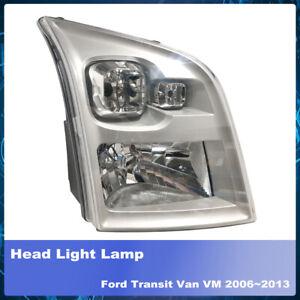 RH RHS Right Hand Head Light Lamp Fits Ford Transit Van VM 2006~2013