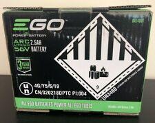 Ego 56v battery 2.5A New Latest Model