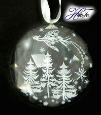 Winter Night Ornament 2019 Holiday Christmas Swarovski Crystal 5464872