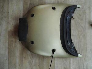 Aprilia Gulliver 50 Posteriore Pannello Superiore Coda Rivestimento + Supporto