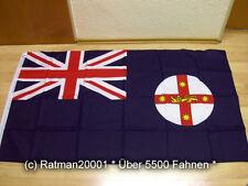 Fahnen Flagge Australien Neusüdwales  - 90 x 150 cm