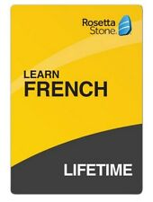 Rosetta Stone: Learn French with Lifetime