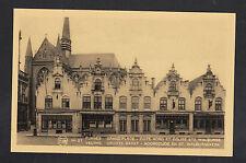 FURNES (BELGIQUE) CAFE FLANDRIA KOFFIEHUIS & HOTELS CAFE-FRANCAIS & DE LA BOURSE