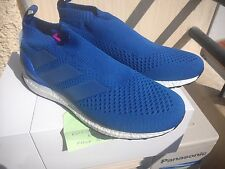 caa13c712 Adidas ACE 17 Purecontrol Ultra Boost Blue BY9090 LTD US 10.5 (SEND OFFERS)