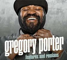 GREGORY PORTER  Issues Of Life Features and Remixes   CD  NEU & OVP