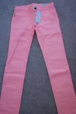 adidas Neo Womens Skinny Jeans. Size W27, L32. Pink. New with tags