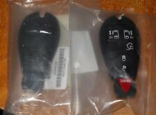 NOS  Dodge Chrysler Plymouth Integrated Key Fob Transmitter Set