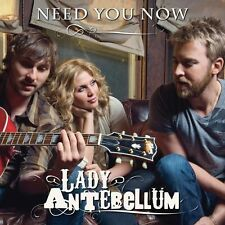 Lady Antebellum Need You Now 12 Track CD 2010