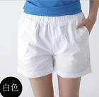 Women Summer Plus Size Ladies Sports Shorts Cotton Hot Pants Casual Beach Shorts