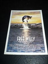 FREE wILLY, film card [Jason James Richter, Lori Petty]