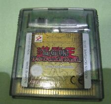 Nintendo Game Boy Color Spiel YU GI OH! DAS DUNKLE DUEL