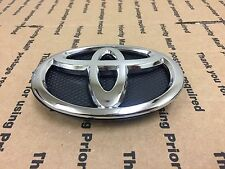 NEW TOYOTA 06-11 YARIS FRONT HOOD GRILL GRILLE BADGE BUMPER RADIATOR EMBLEM LOGO
