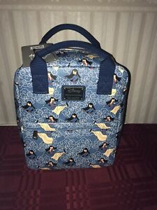 Loungefly Disney Mulan Backpack Top Handle Carry Bag New