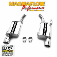 """MAGNAFLOW 15882 2.5"""" AXLE BACK DUAL EXHAUST KIT 05-09 FORD MUSTANG 4.6L 5.4L"""
