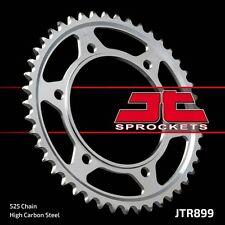 BikeMaster Steel Rear Sprocket Compatible for KTM 990 Adv//Adv R 2010 Black 525 45T