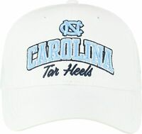 North Carolina Tar Heels Hat Cap Lightweight Wicking Structured Snapback New