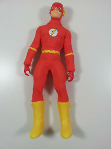 "The Flash Retro-Action DC Super Heroes 8"" action figure Mattel doll"