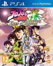 PS4 JOJO'S BIZARRE ADVENTURE: EYES OF HEAVEN (NEW) - English Version (Bonus DLC)