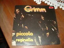 "GRIMM "" PICCOLA - REGINELLA "" ITALY'76"