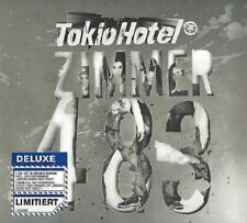 TOKIO HOTEL / ZIMMER 483 - LIMITED DELUXE EDITION * NEW CD+DVD 2007 * NEU *