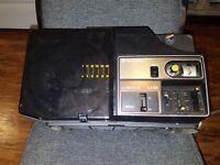 Bell & Howell LX58 Standard 8mm & Super 8 Multi-SPEED Movie Projector