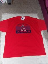 MLB LA Angels of Anaheim Property of Angels Jersey Shirt Size XXL NEW