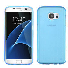 For Samsung Galaxy S7 Edge Spotted TPU CANDY Gel Flexi Skin Case Phone Cover