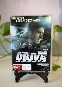 Drive DVD Region 4 Ryan Gosling Free Postage