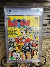 Batman # 73 CBCS 2.0  Classic Joker Cover**