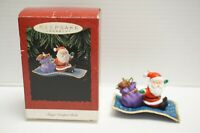 1994 Hallmark Keepsake Christmas Ornament - Magic Carpet Ride - Handcrafted