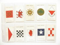 Player, Set of Cigarette Cards, Army Corp & Divisional Signs A Series, 1924