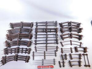CQ158-10 #72x Gauge 1 Track, Rust/Defective, Clockwork Electric B Bing / Märklin