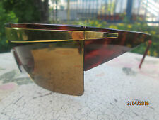 GIANNI VERSACE VINTAGE ICONIC LADY GAGA SUNGLASSES MOD UPDATE 676  COL 900 BR