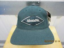 VINTAGE STARTER CENTENNIAL OLYMPIC GAMES ATLANTA 1996 SEWN STRAPBACK CAP/HAT NWT