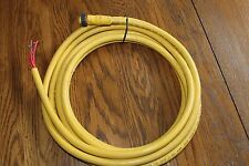 BRAND REX * 16 AWG CABLE * 5/C STO Dry 105*C and Oil Resistant 60*C. 16 ft. long