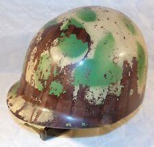 Liner USM1 rebut d'usine reconditionné en casque pour enfant camouflé US WW2 USA