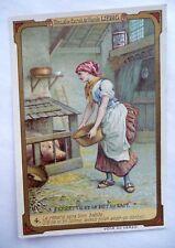 ANCIENNE CARTE CHROMO / PUBLICITAIRE LIEBIG S 242 / 1889 / 4