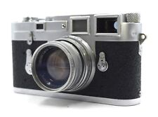 Leica M3 35mm Rangefinder Film Camera with 50mm lens Kit w/ Leica Meter MR