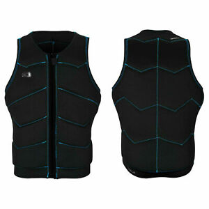 2019 O'Neill Hyperfreak Comp Vest, Fade Blue, Black