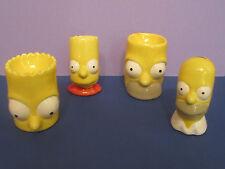 Simpsons Salz-Pfefferstr.+Eierbecher  das ideale Geschenk für jeden Simpsons-Fan