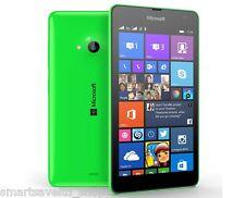 "NOKIA  LUMIA 535 GREEN 5"" UNLOCKED SMARTPHONE SIM FREE WIN 8.1 3G SMARTPHONE"