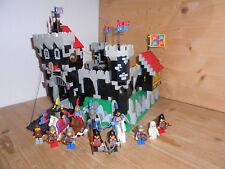 Lego - Castle Set 6086, Schwarze Burg (Mittelalter, Ritter, System)
