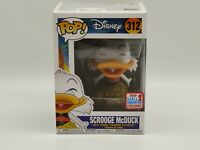Scrooge McDuck 312 | Funko Pop! Vinyl | 2017 Fall Convention Exclusive