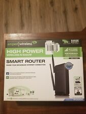 Amped Wireless R10000G 300 Mbps 4-Port Gigabit Wireless N Router