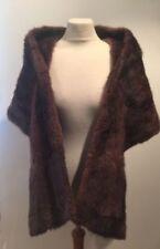 Eveningwear Fur Boleros & Shrugs Vintage Coats, Jackets & Waistcoats for Women