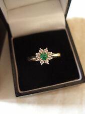 Engagement Round Not Enhanced Fine Gemstone Rings